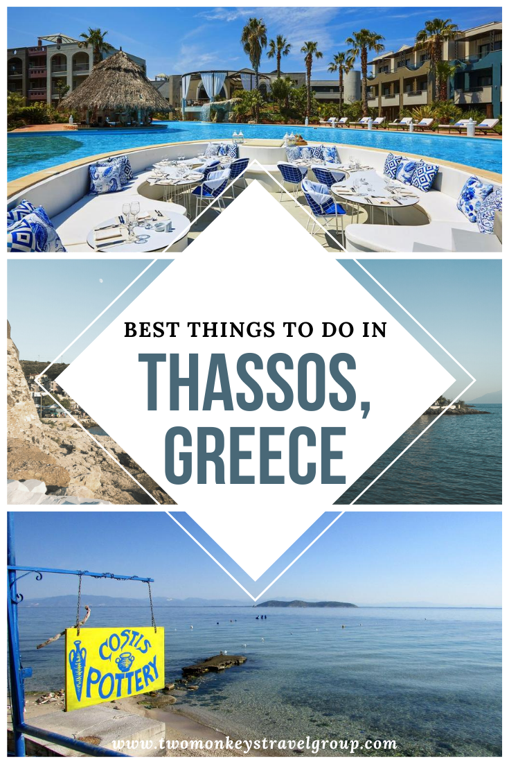 10 Best Things to do in Thassos, Greece [with Suggested Tours]