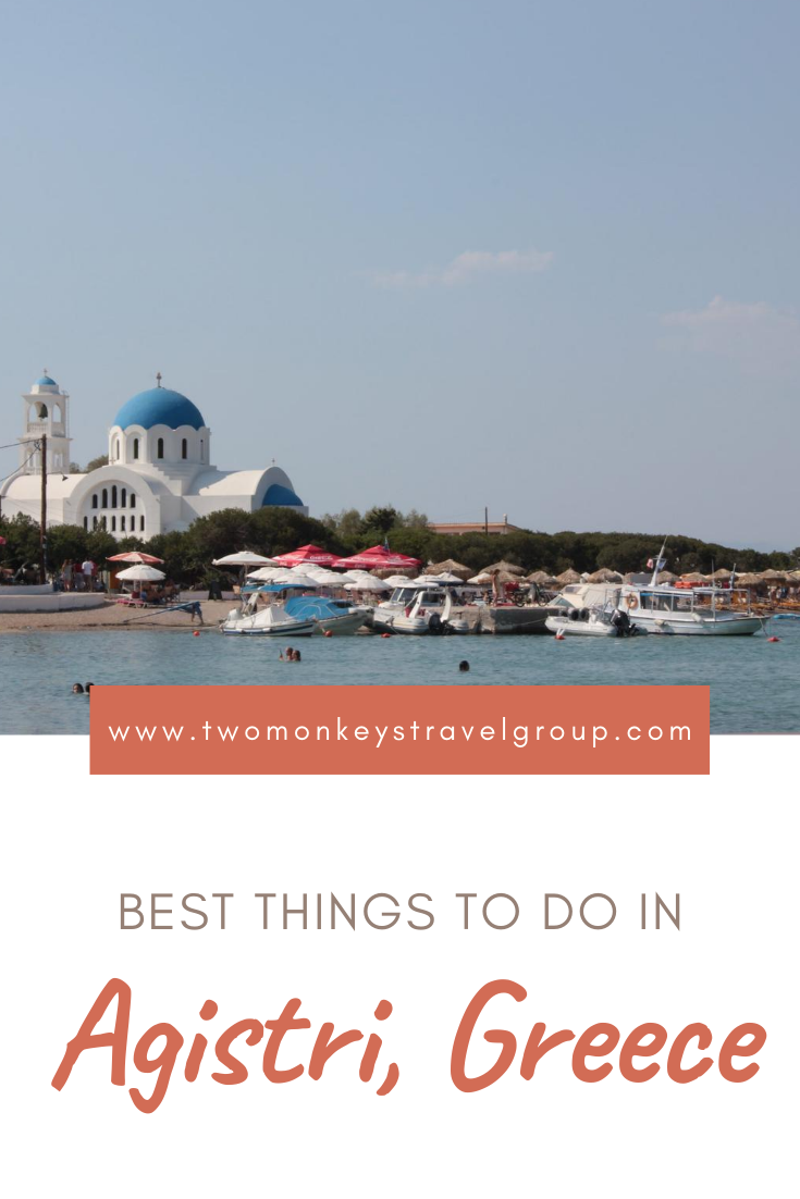 5 Best Things to do in Agistri, Greece [with Suggested Tours]