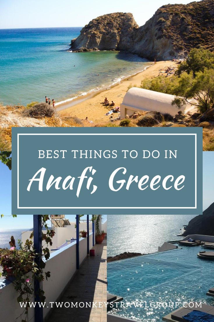 5 Best Things to do in Anafi, Greece [with Suggested Tours]