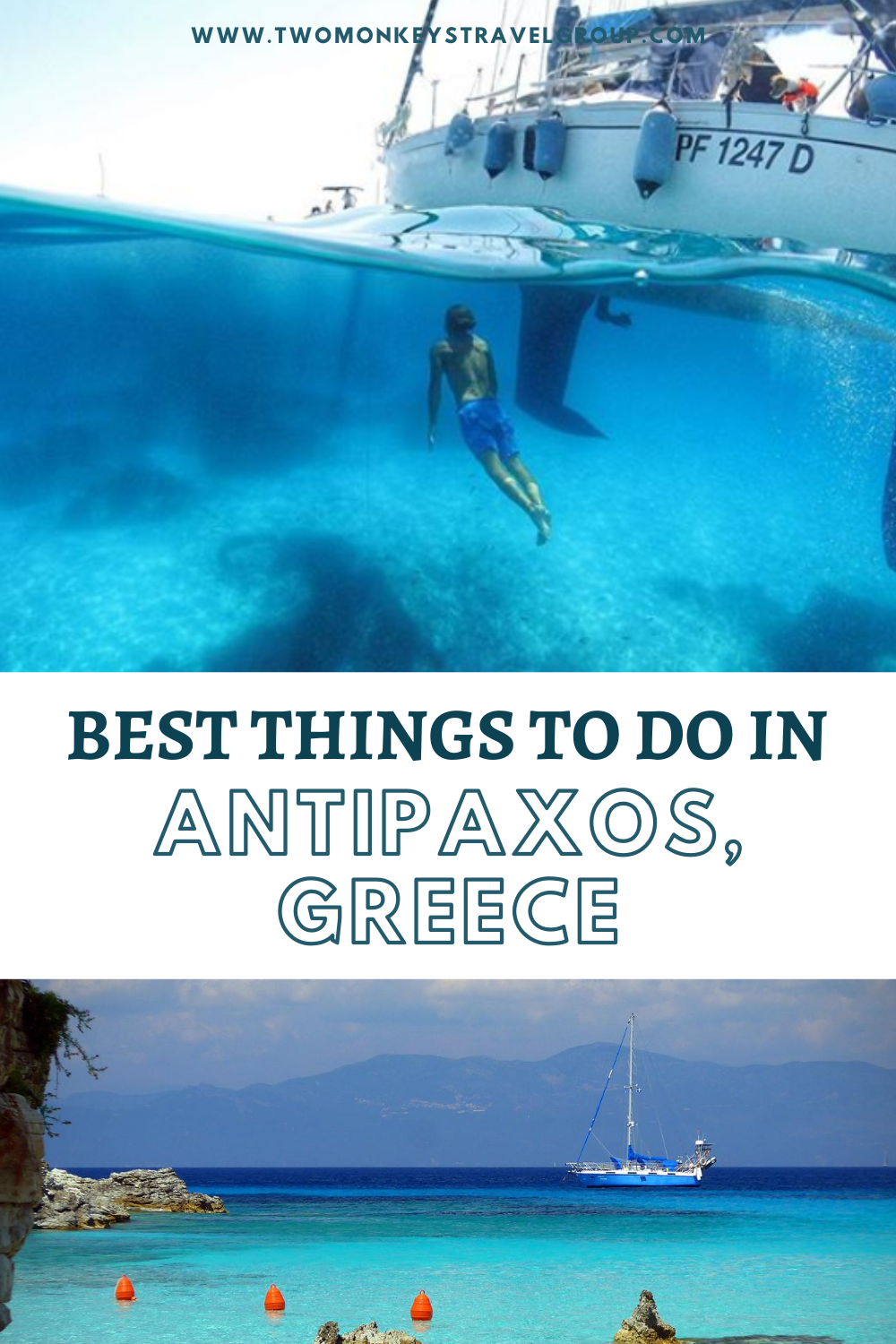 5 Best Things to do in Antipaxos, Greece [with Suggested Tours]