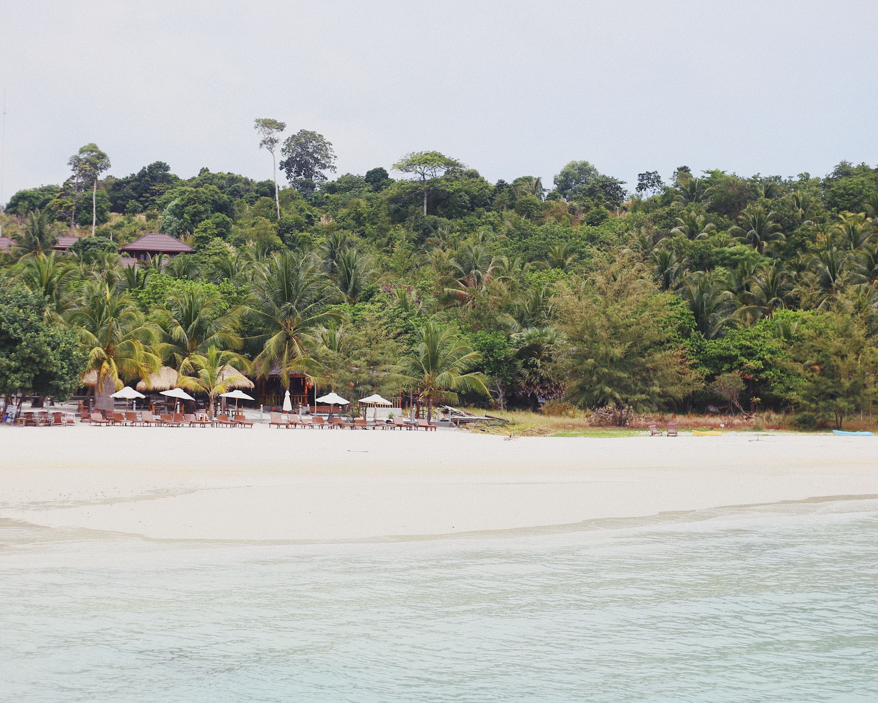 5 Best Things to do in Koh Rong, Cambodia