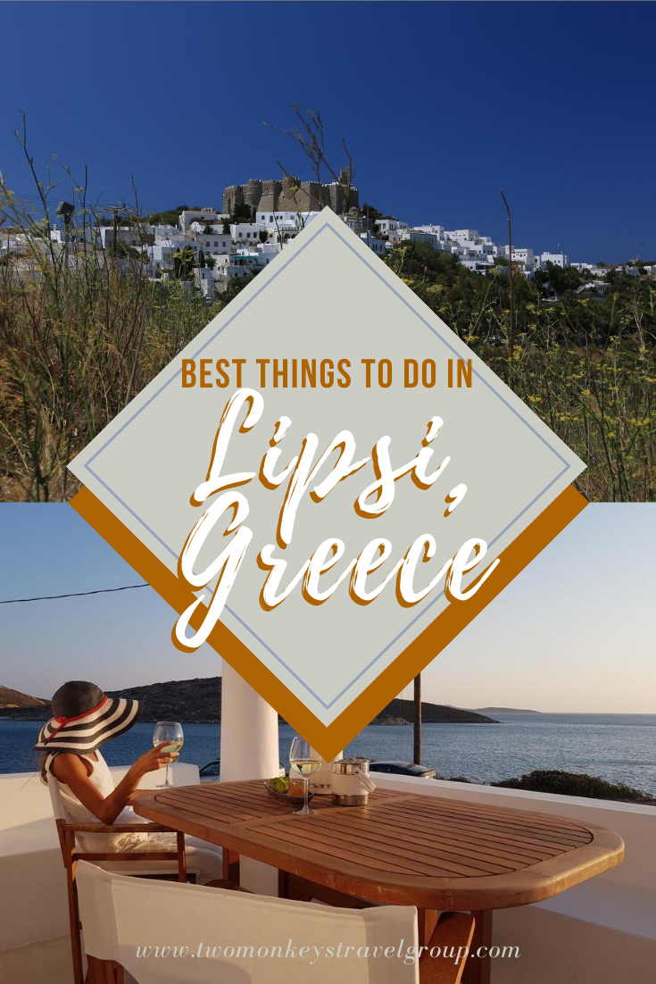 5 Best Things to do in Lipsi, Greece [with Suggested Tours]
