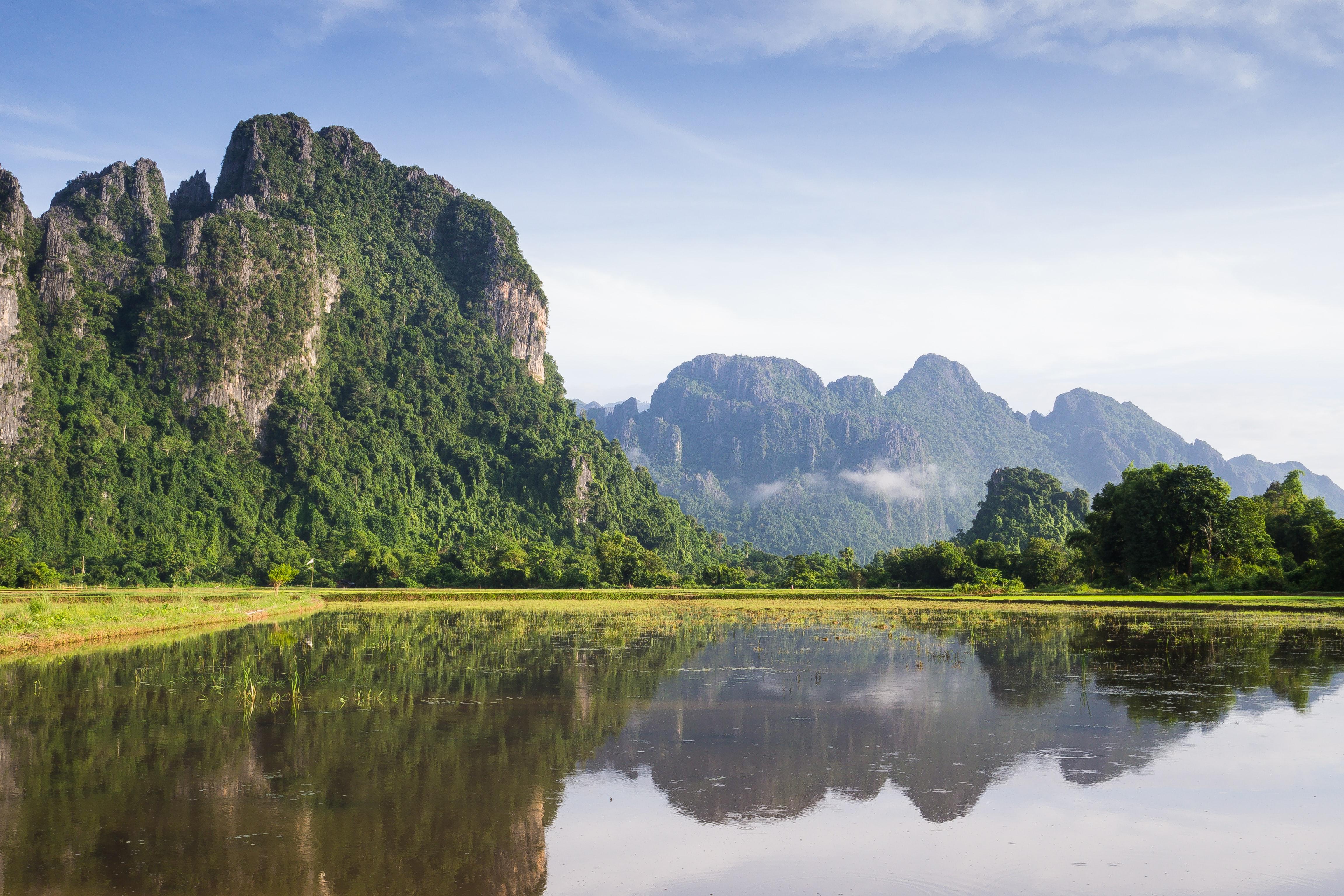 Las 5 mejores cosas que hacer en Vang Vieng, Laos