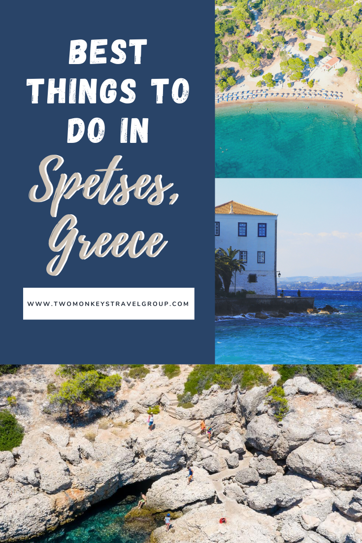 6 Best Things to do in Spetses, Greece [with Suggested Tours]