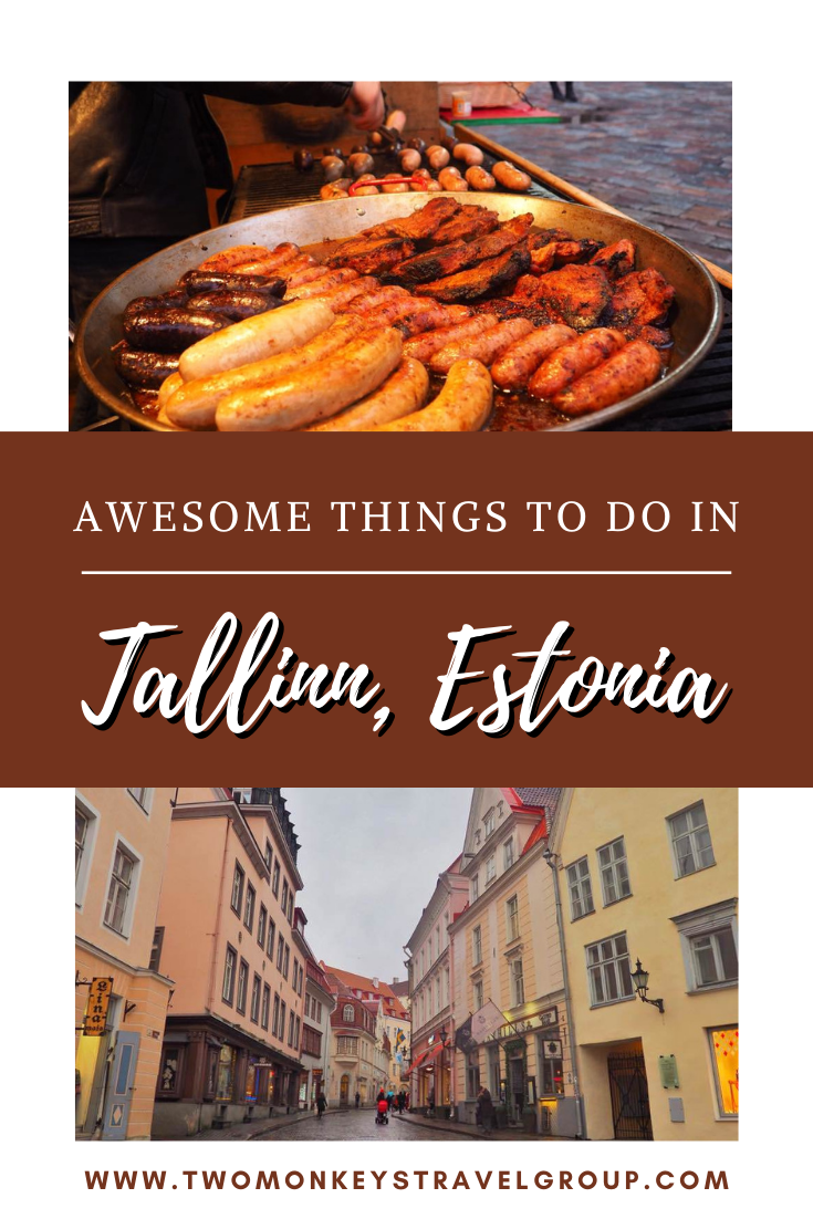 7 Awesome Things To Do in Tallinn, Estonia [with Suggested Tours]