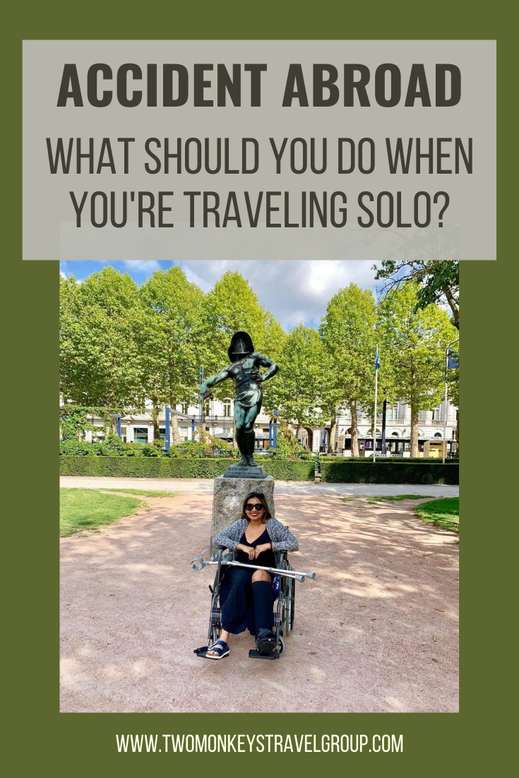 Accident Abroad What Should You Do When You're Traveling Solo