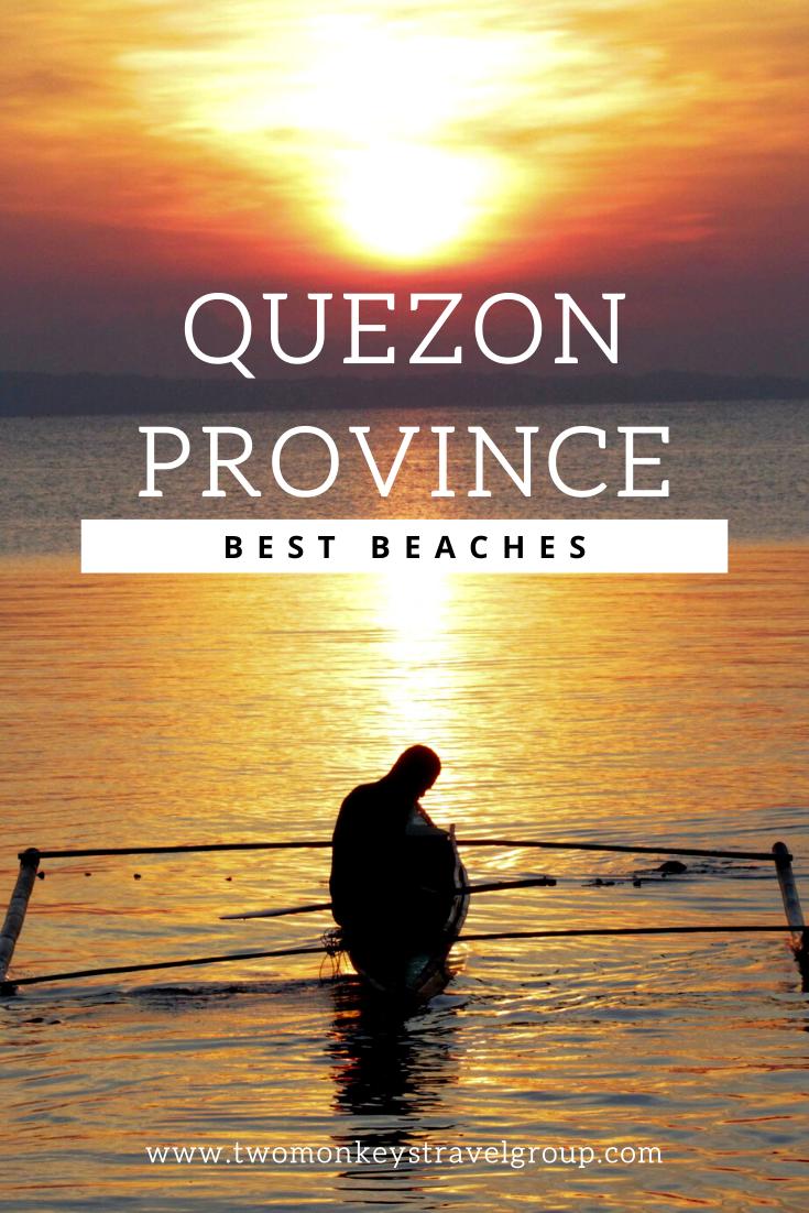 Best Beaches in Quezon Province Top 10 Quezon Beaches