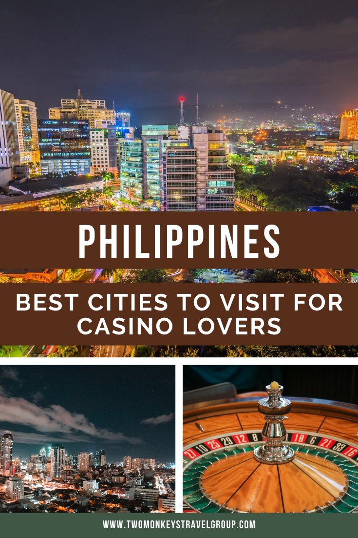 Best Cities to Visit in the Philippines for Casino Lovers