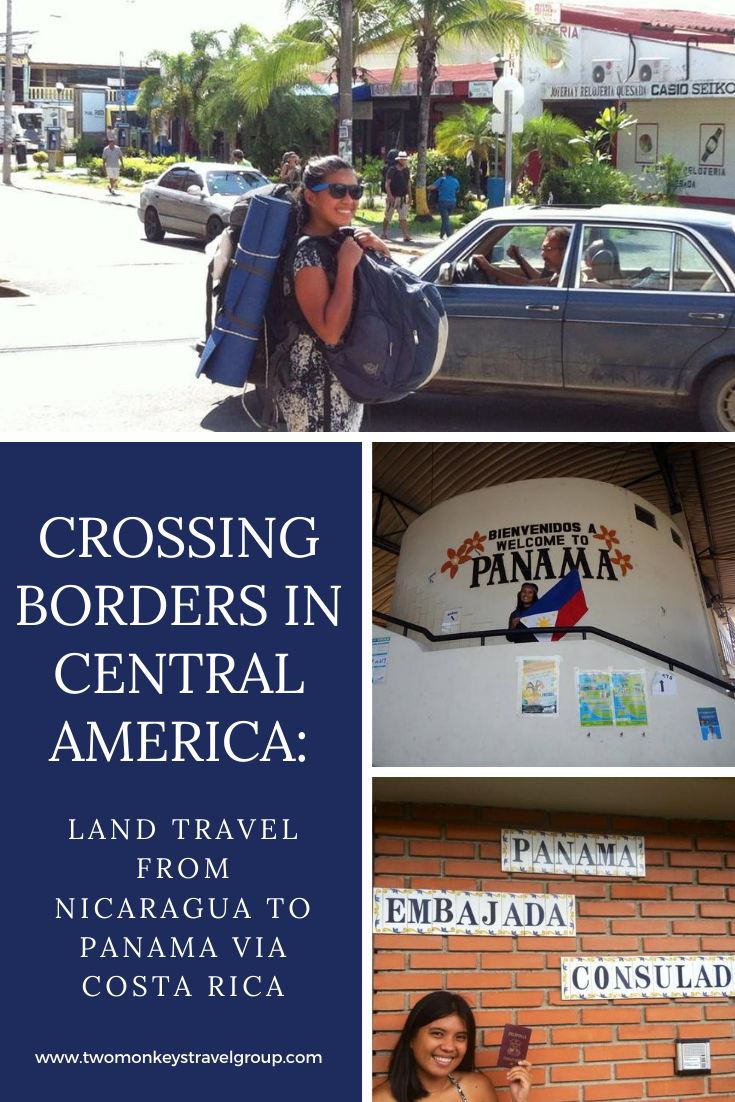 Crossing Borders in Central America Land Travel from Nicaragua to Panama via Costa Rica