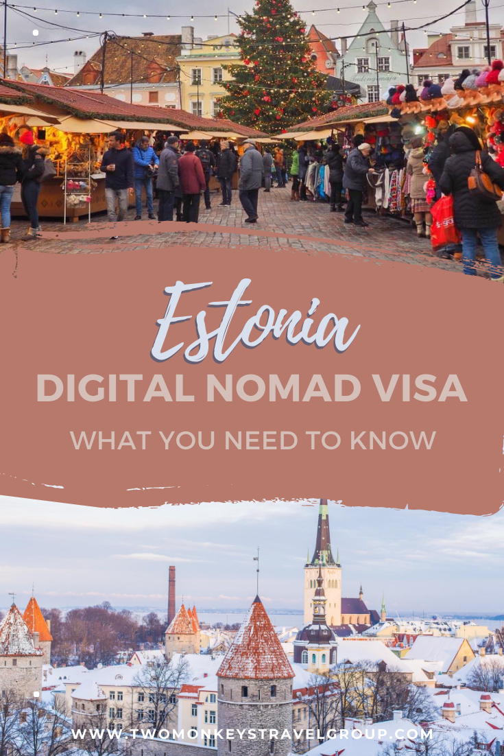 Estonia Digital Nomad Visa What You Need To Know