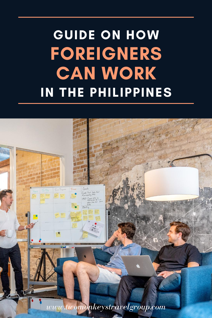 How Foreigners Can Work in the Philippines Alien Employment Permit