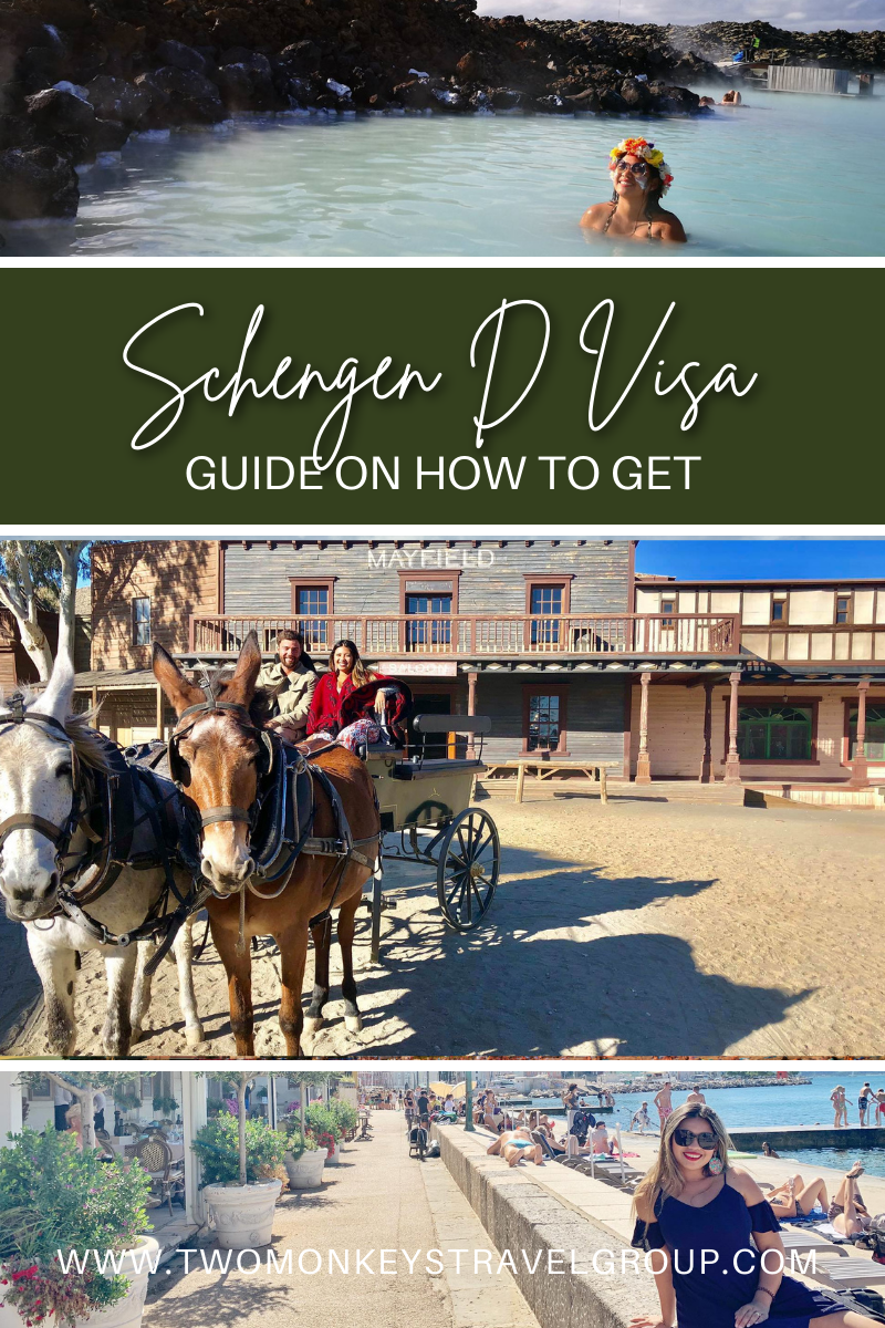 How to Get a Schengen D Visa in the Philippines (Long-term Residency)