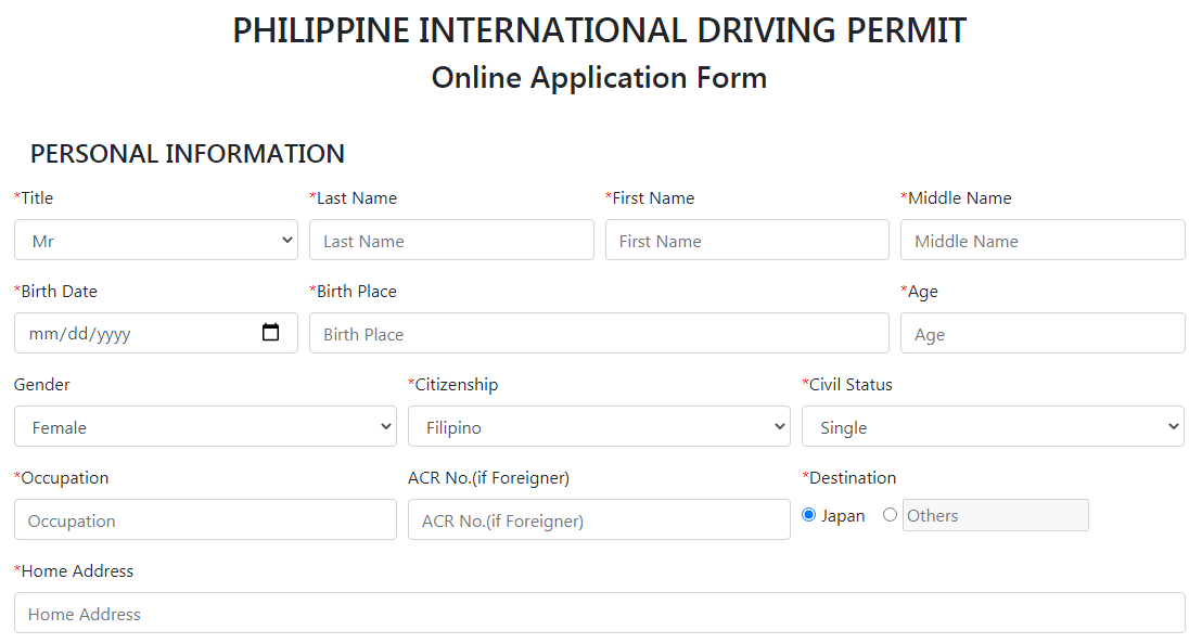 How to Get an International Driver's License in the Philippines 03