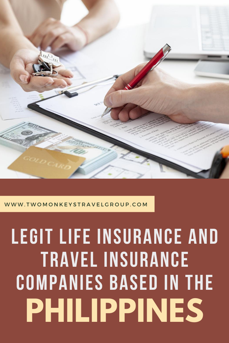 List of Legit Life Insurance and Travel Insurance Companies Based in the Philippines