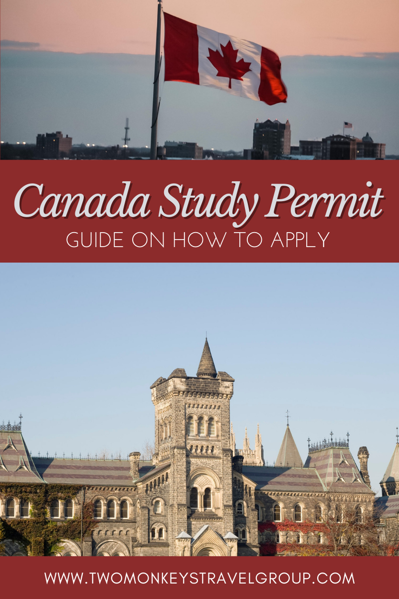 Study in Canada How to Apply for a Study Permit in the Philippines
