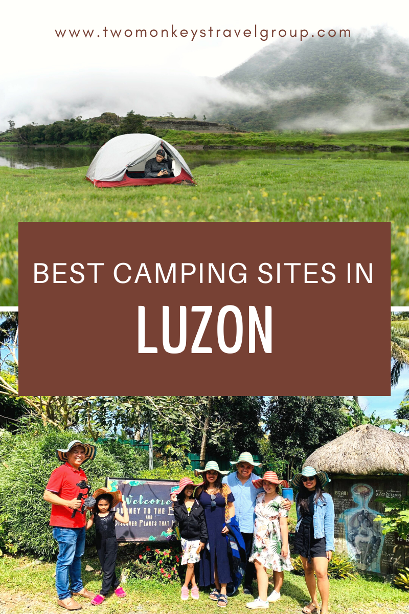 The 10 Best Camping Sites in Luzon that We Recommend
