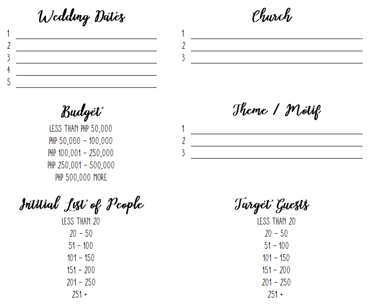 Ultimate Guide to Planning a Church Wedding in the Philippines