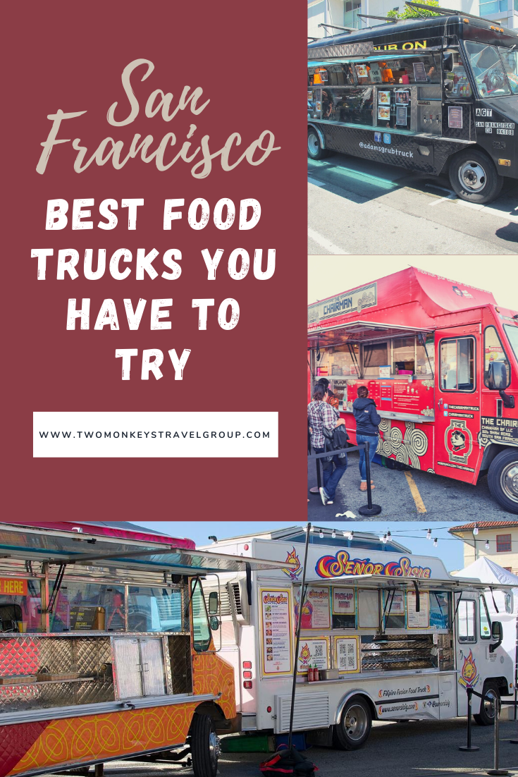 10 Best San Francisco Food Trucks You Have to Try