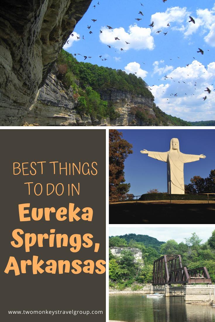 15 Best Things to do in Eureka Springs, Arkansas