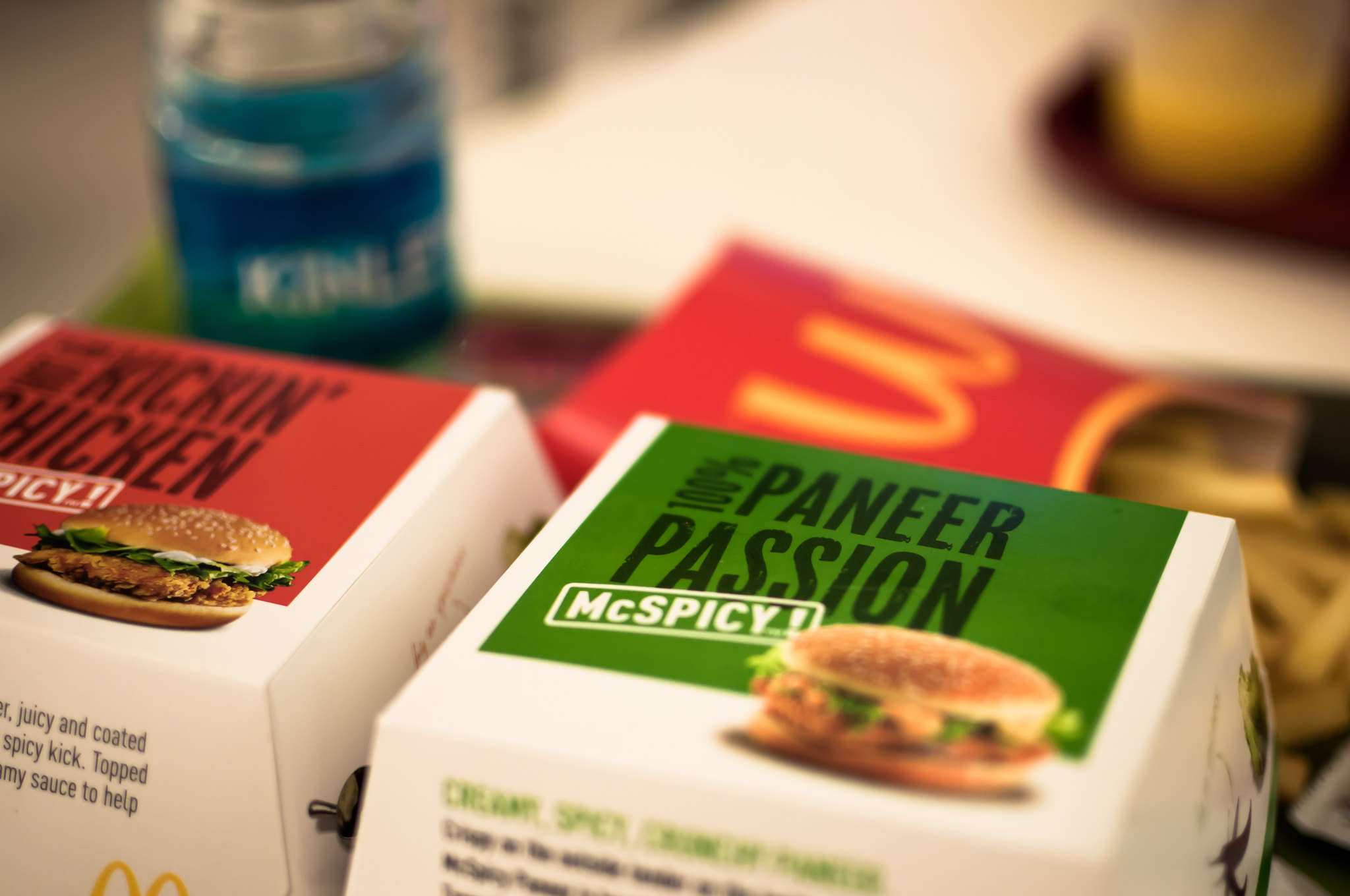 15 Delicious and Unique McDonald's Menu Around the World
