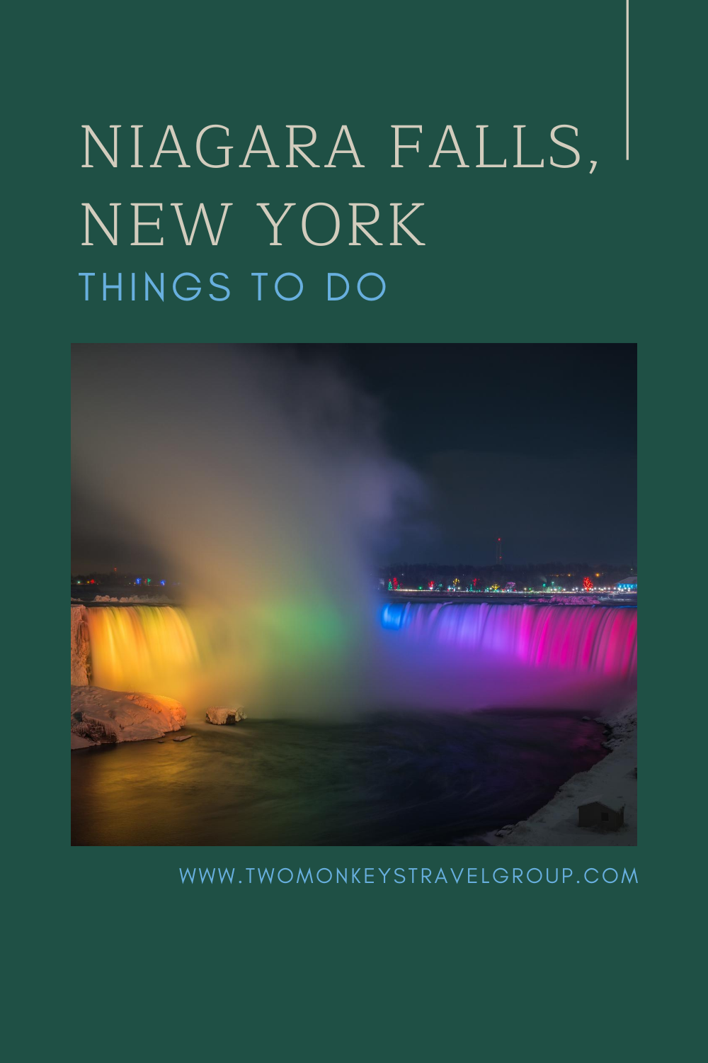 15 Things to do in Niagara Falls, New York [With Suggested Tours]