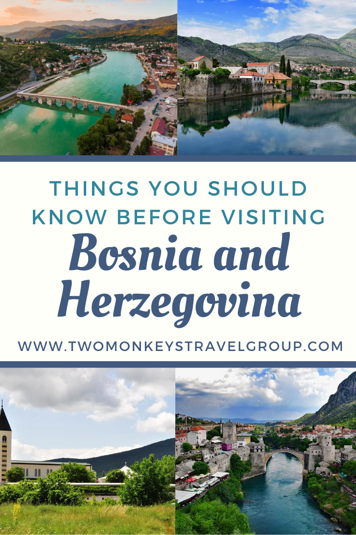 21 Things You Should Know Before Visiting Bosnia and Herzegovina