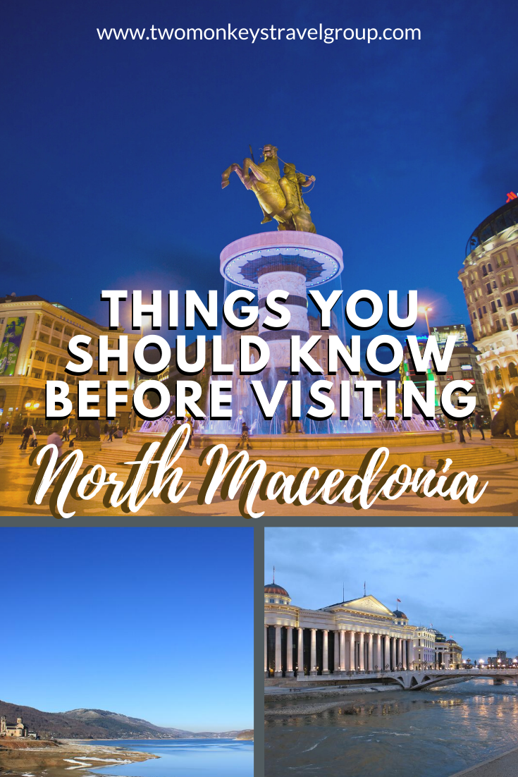 22 Things You Should Know Before Visiting North Macedonia