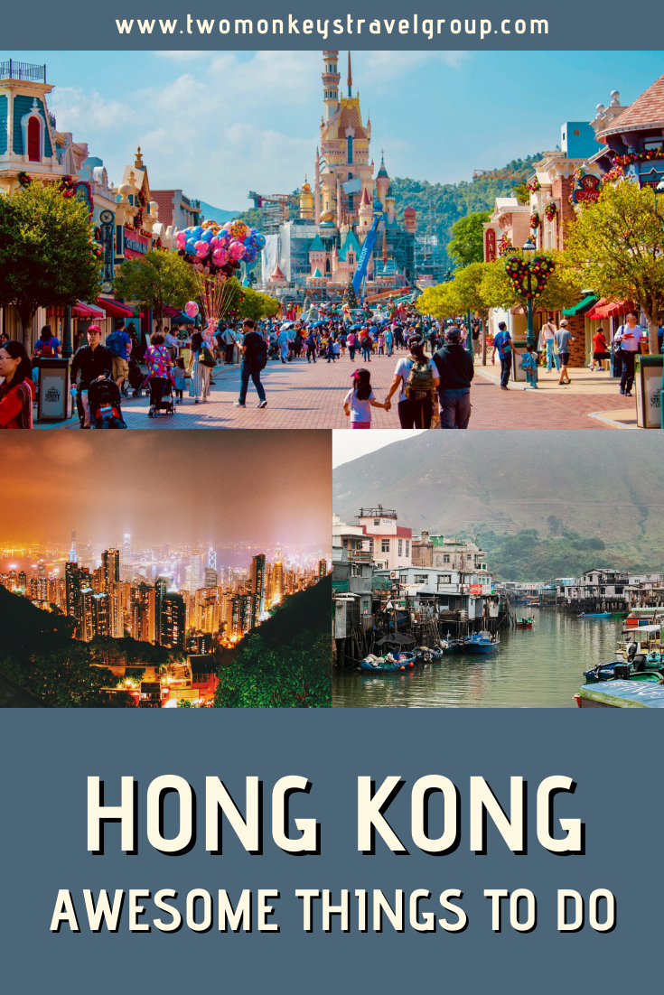 7 Awesome Things To Do in Hong Kong [with Suggested Tours]