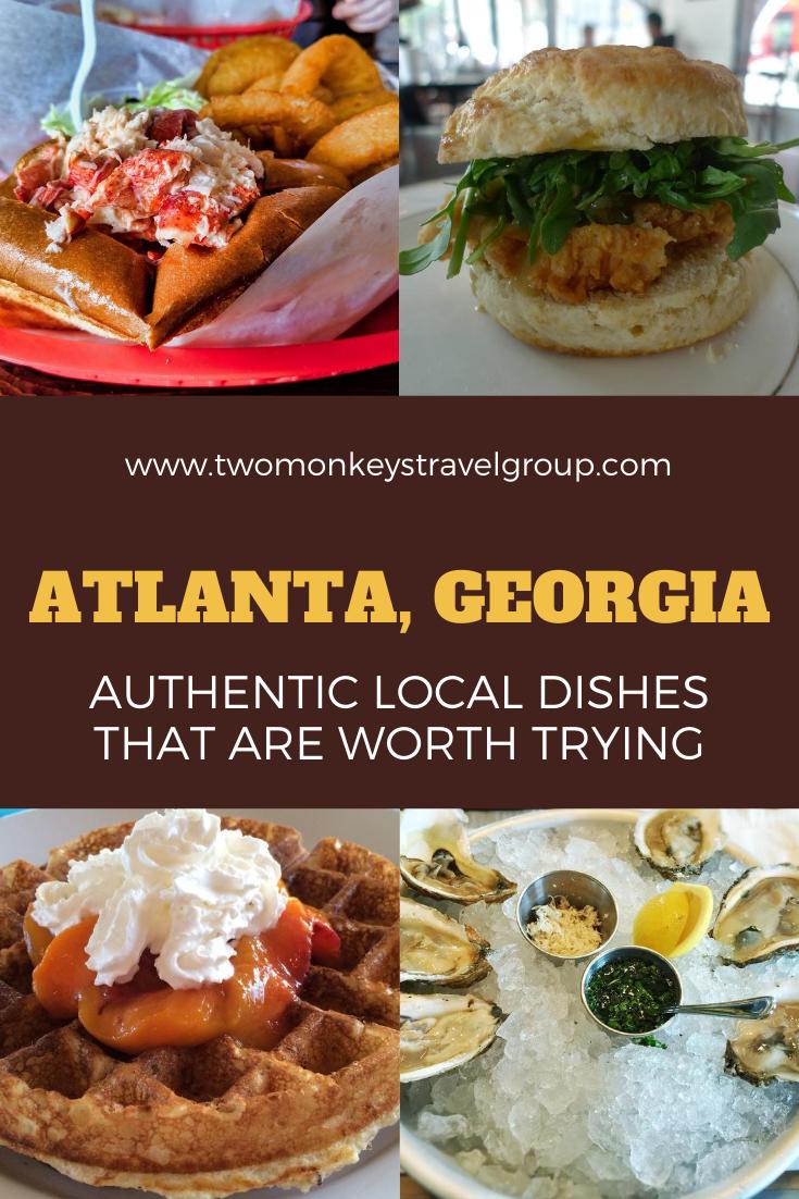 Atlanta Cuisine 10 Authentic Local Dishes that are Worth Trying in Atlanta, Georgia