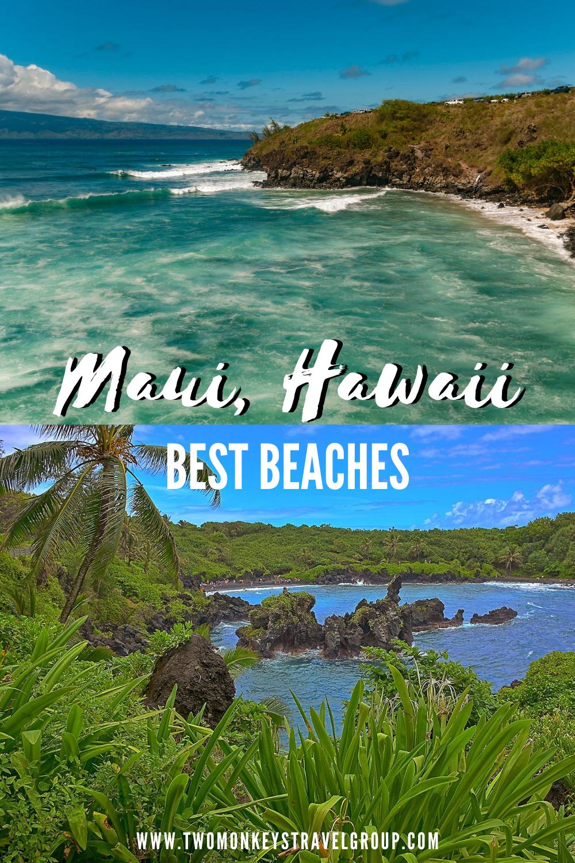 Best Beaches in Maui, Hawaii Top 10 Beaches in Maui [With Photos]