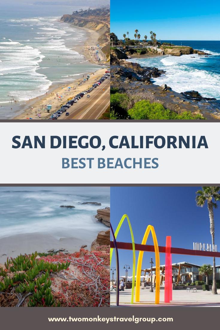 Best Beaches in San Diego, California Top 10 Beaches in San Diego