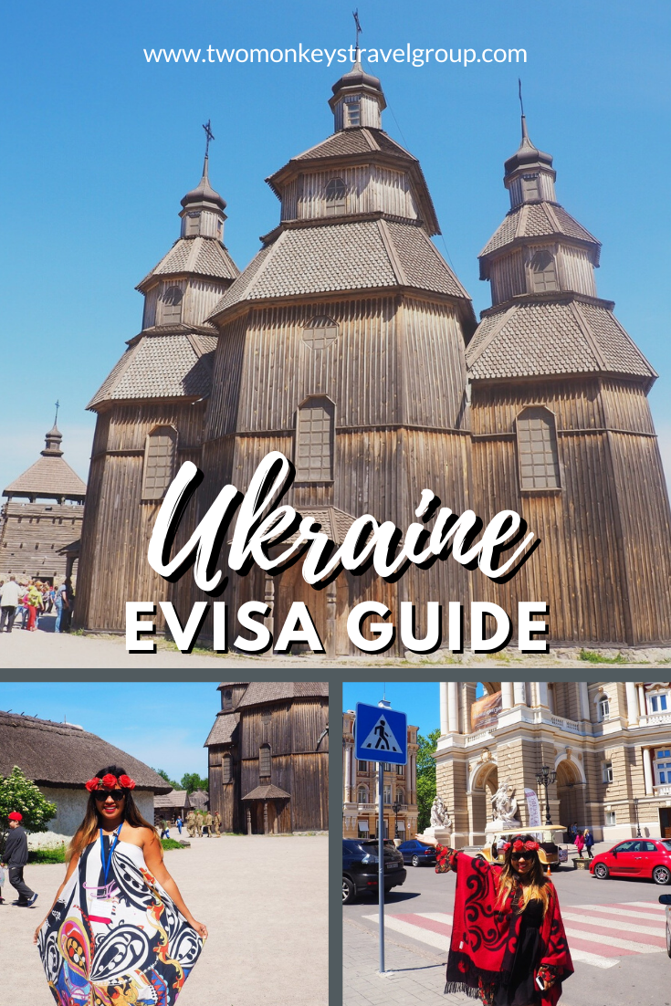 How to Apply for Ukraine EVisa for Filipinos (Tourism Purposes)