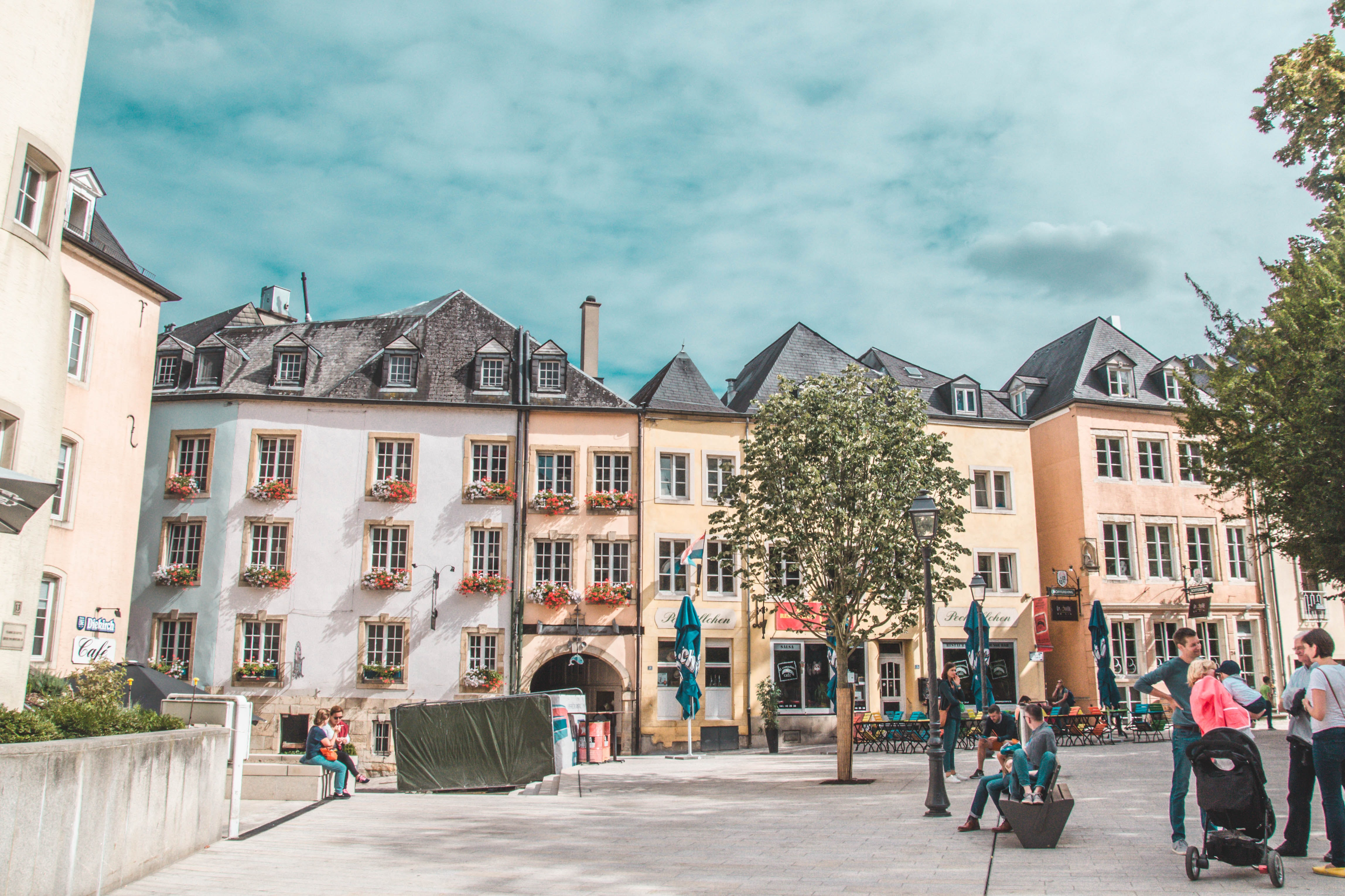 How to Apply for a Schengen Luxembourg Visa