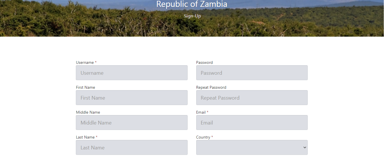 How to Get a Zambia EVisa for Filipinos and Other Nationalities 03