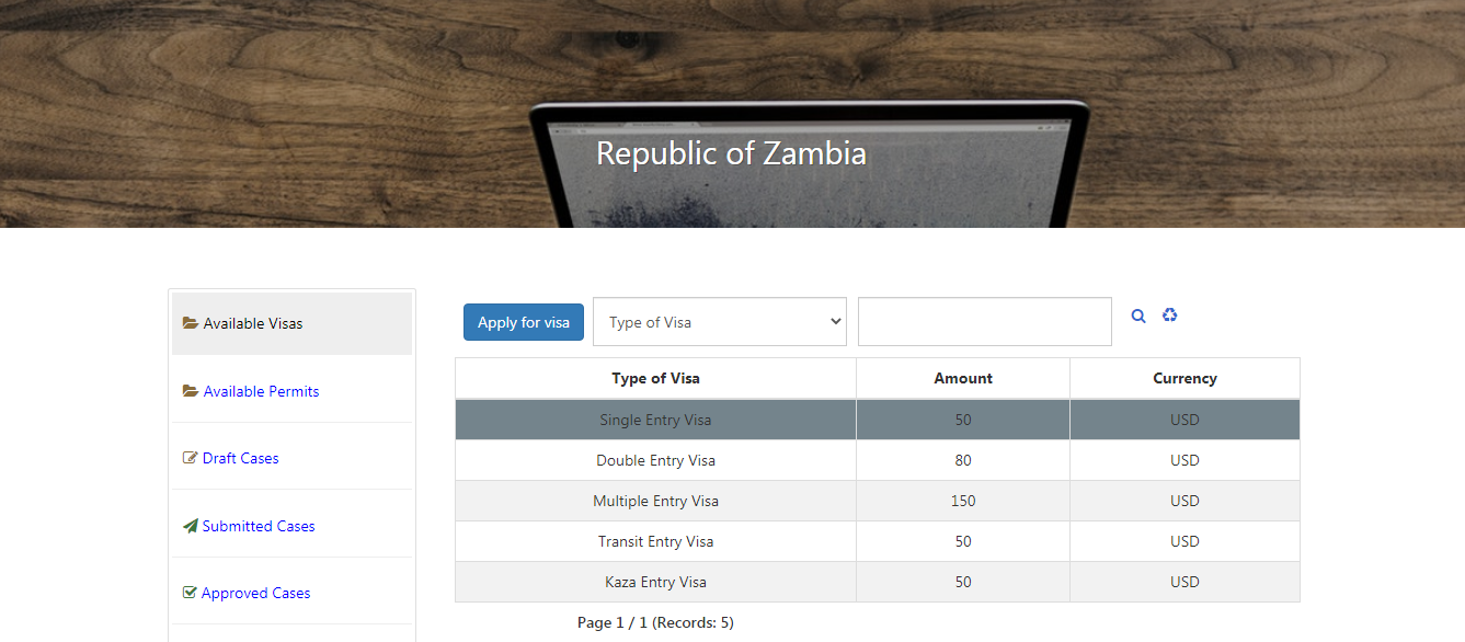How to Get a Zambia EVisa for Filipinos and Other Nationalities 05