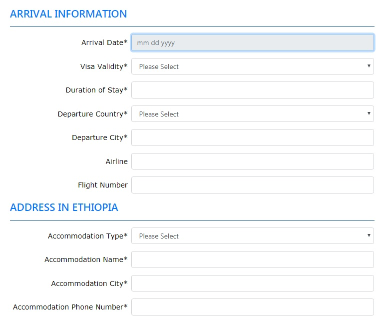 How to Get an Ethiopia EVisa for Filipinos and Other Nationalities 02
