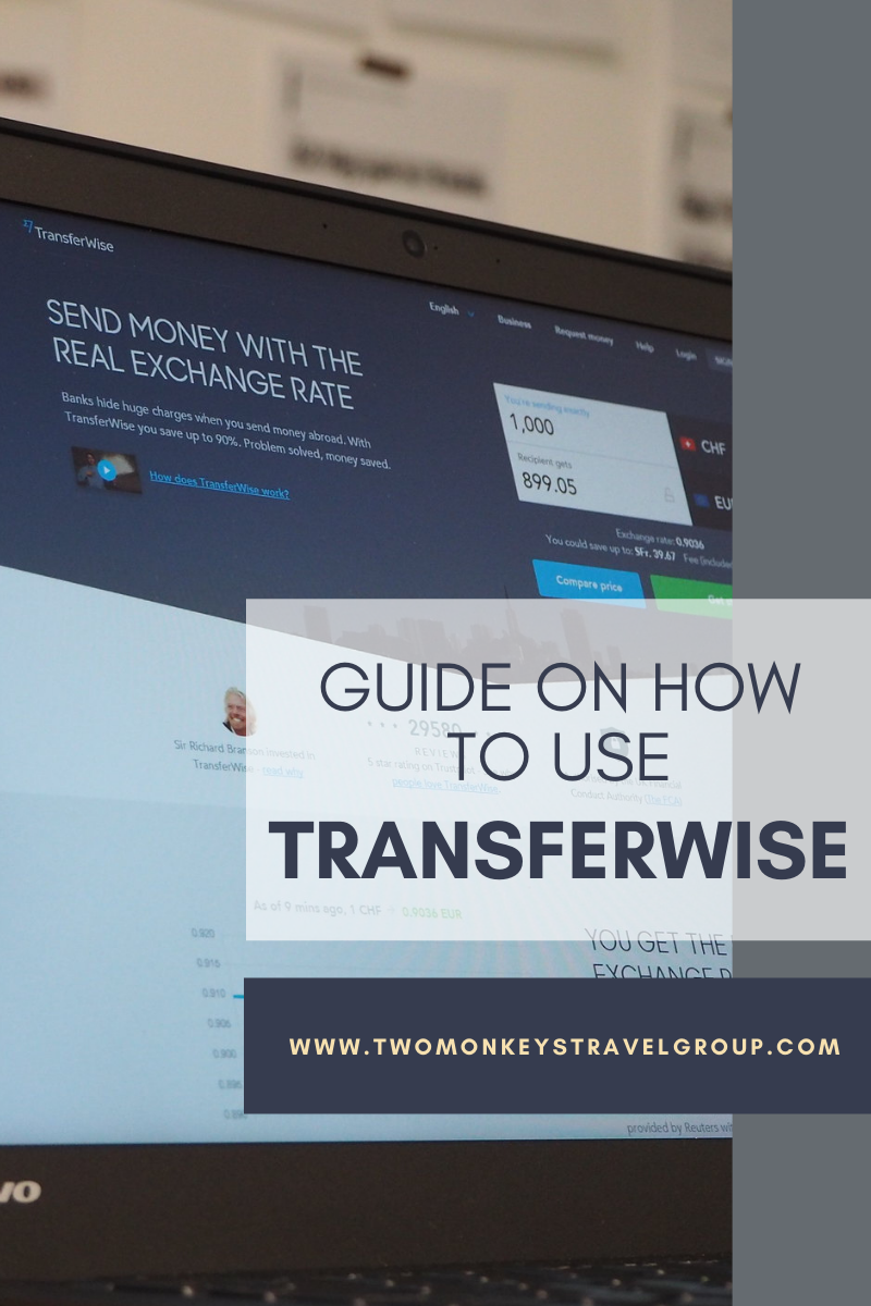 How to Use Transferwise to Send Money to the Philippines