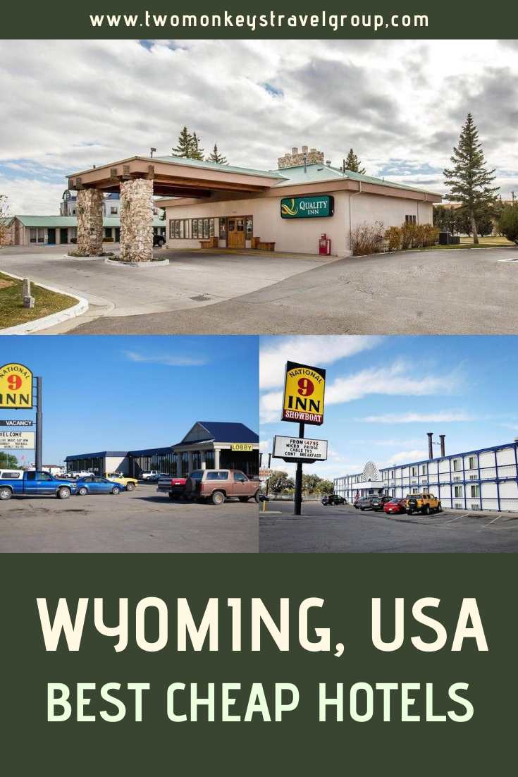 Ultimate List of Best Cheap Hotels in Wyoming, USA