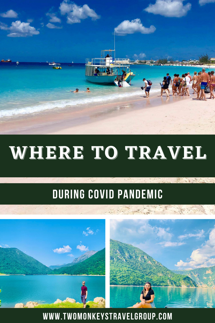 Where to travel this year during Covid pandemic