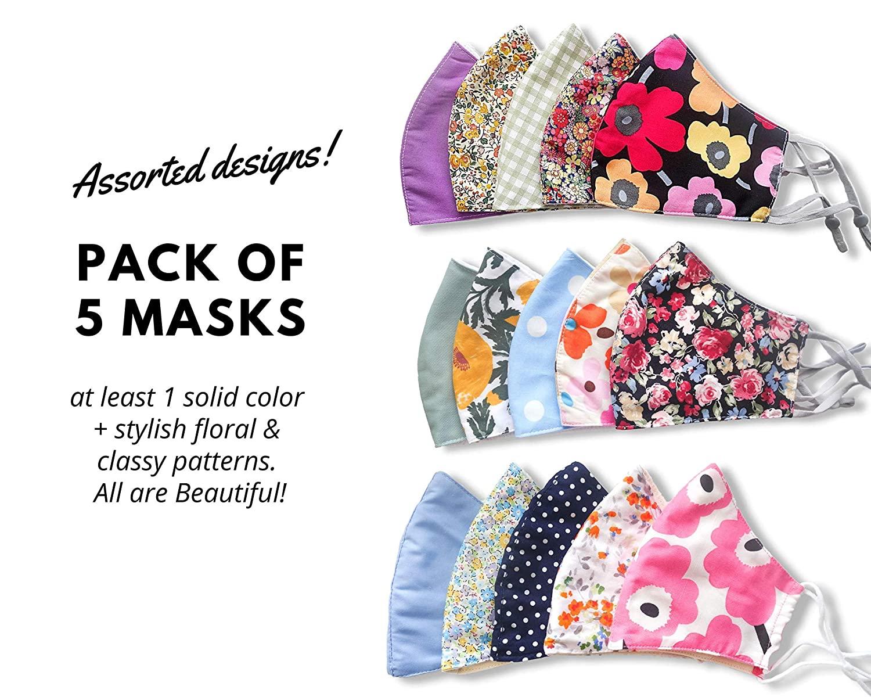 10 Best Handmade COVID Face Masks Keep Safe from the Coronavirus