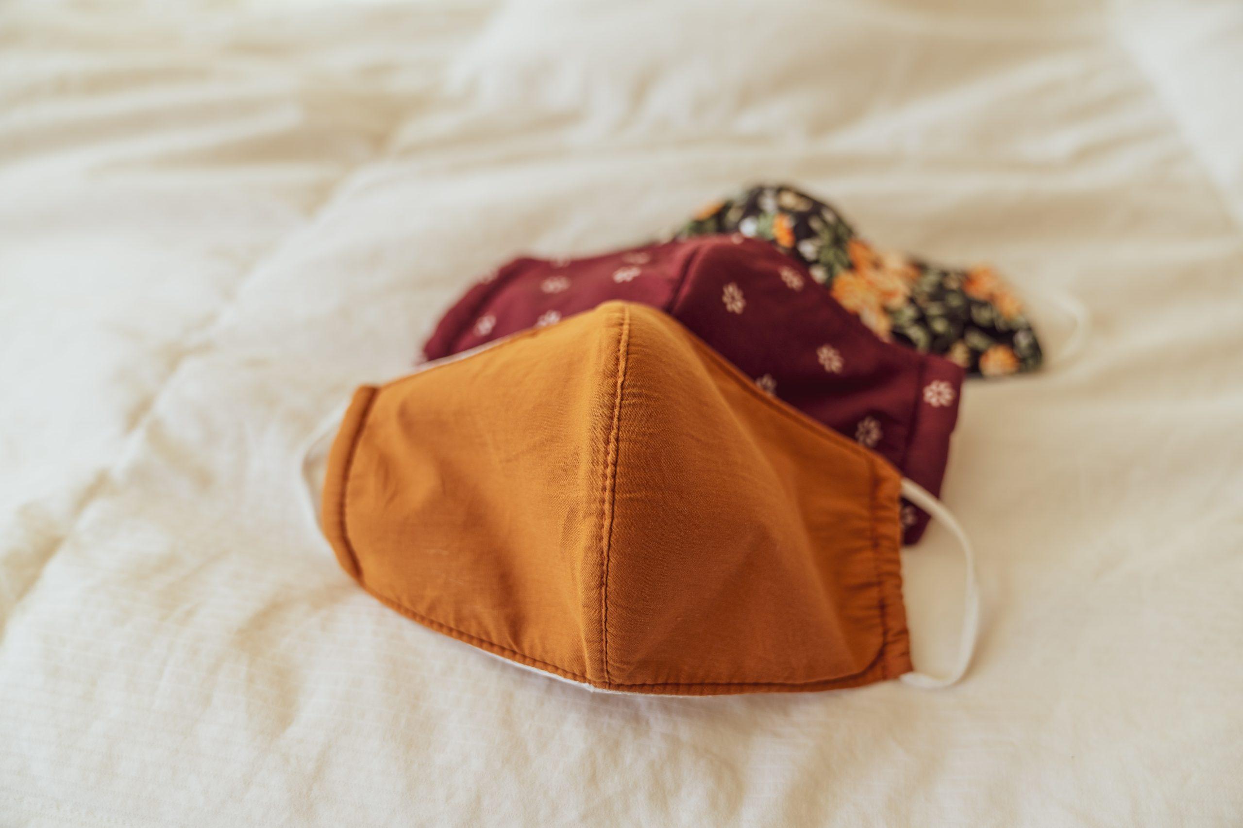 10 Best Handmade COVID Face Masks