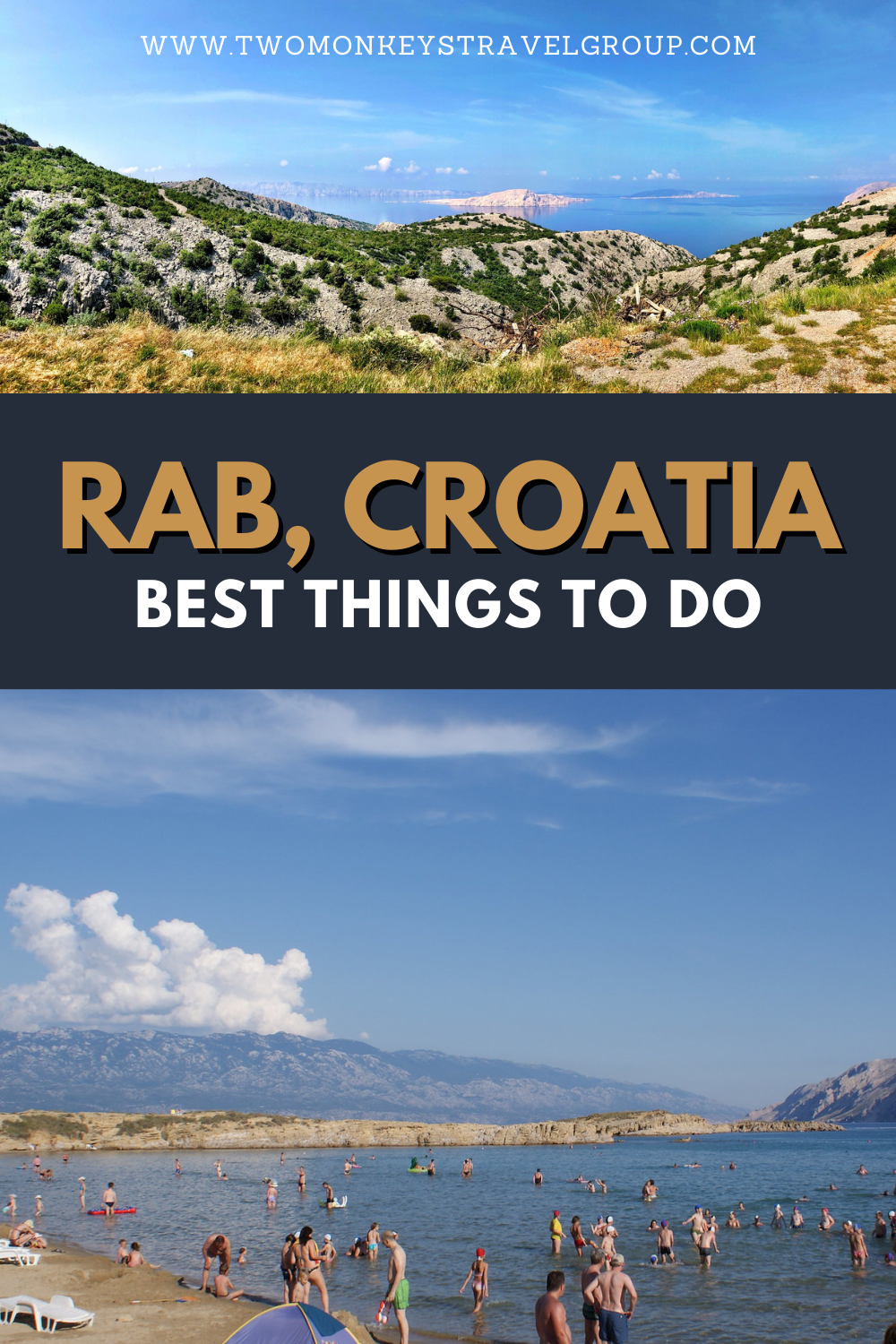 10 Best Things to do in Rab, Croatia and Where to Stay1
