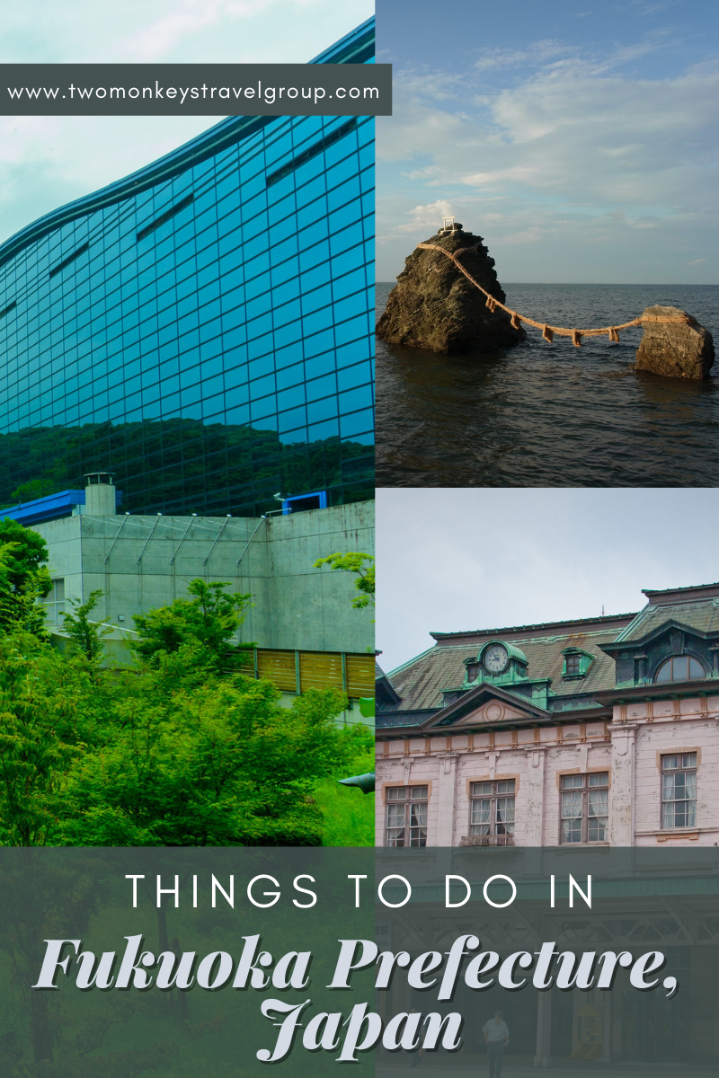 10 Things To Do in Fukuoka Prefecture, Japan [with Suggested Tours]