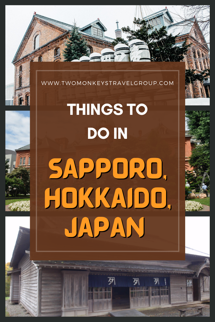 10 Things To Do in Sapporo, Hokkaido, Japan [with Suggested Tours]