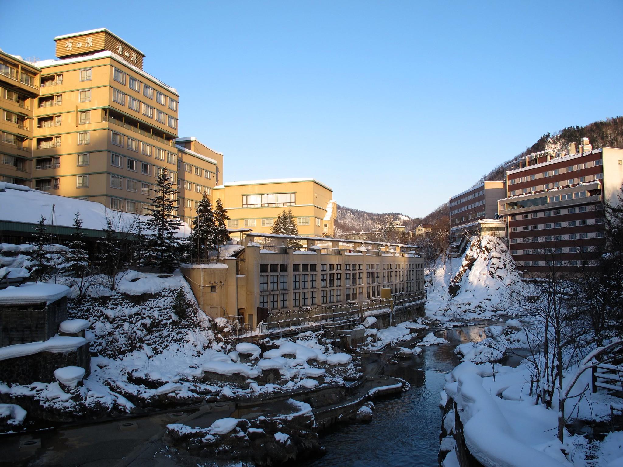10 Things to do in Sapporo, Hokkaido, Japan 01