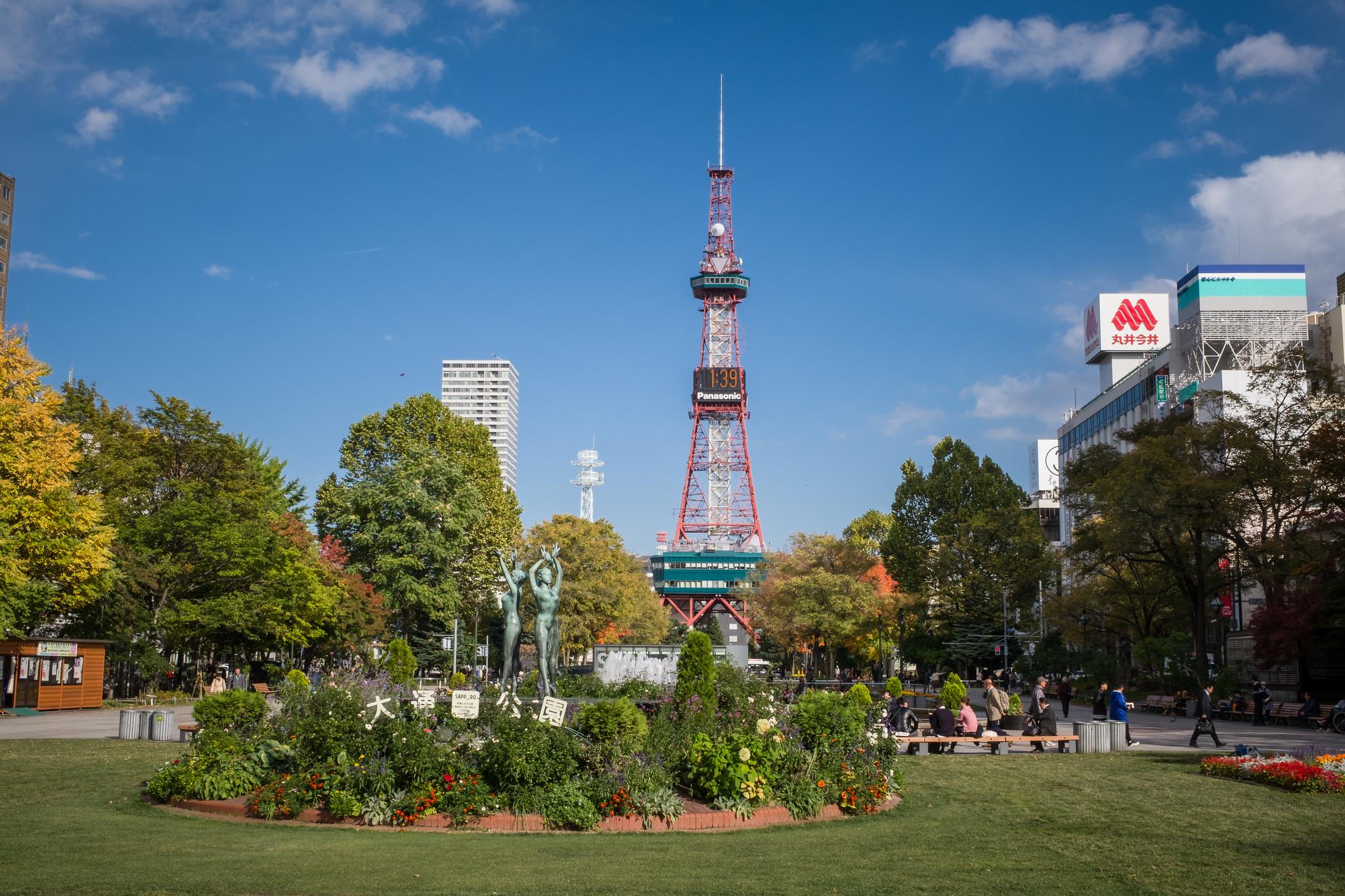 10 Things to do in Sapporo, Hokkaido, Japan 06