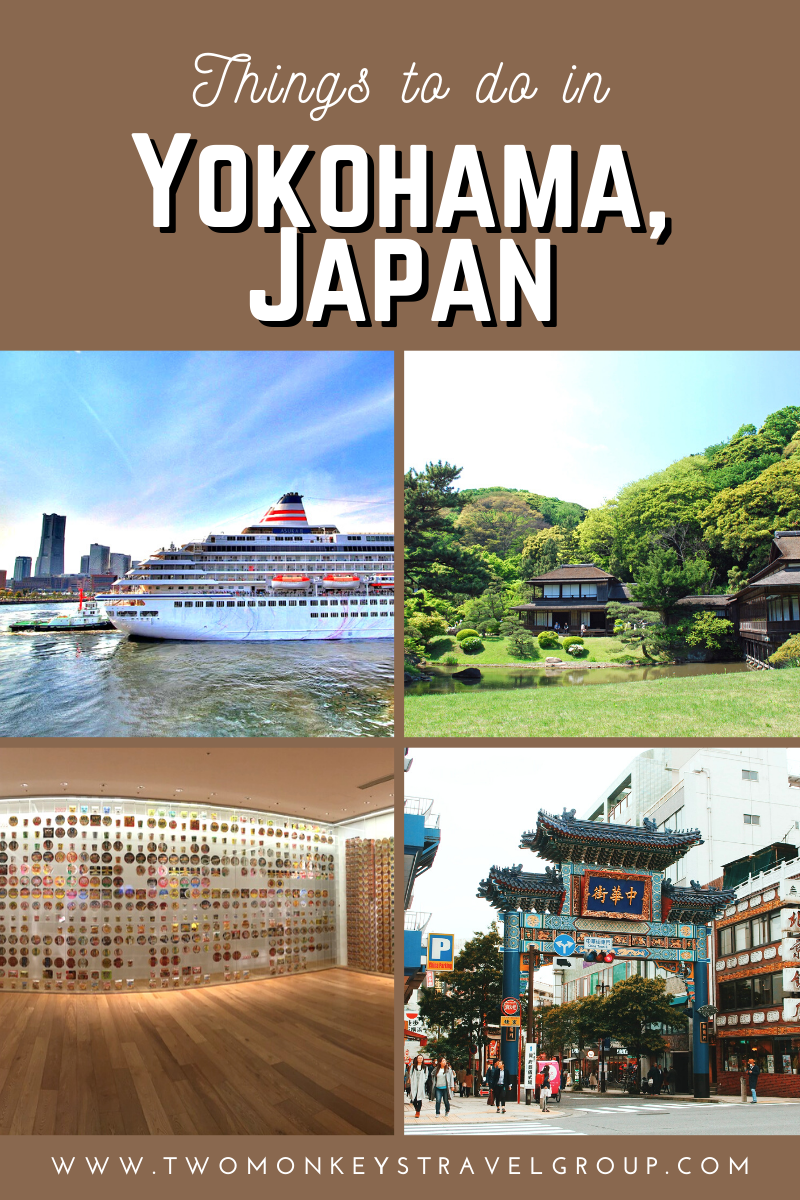 10 Things to do in Yokohama, Japan [with Suggested Tours]