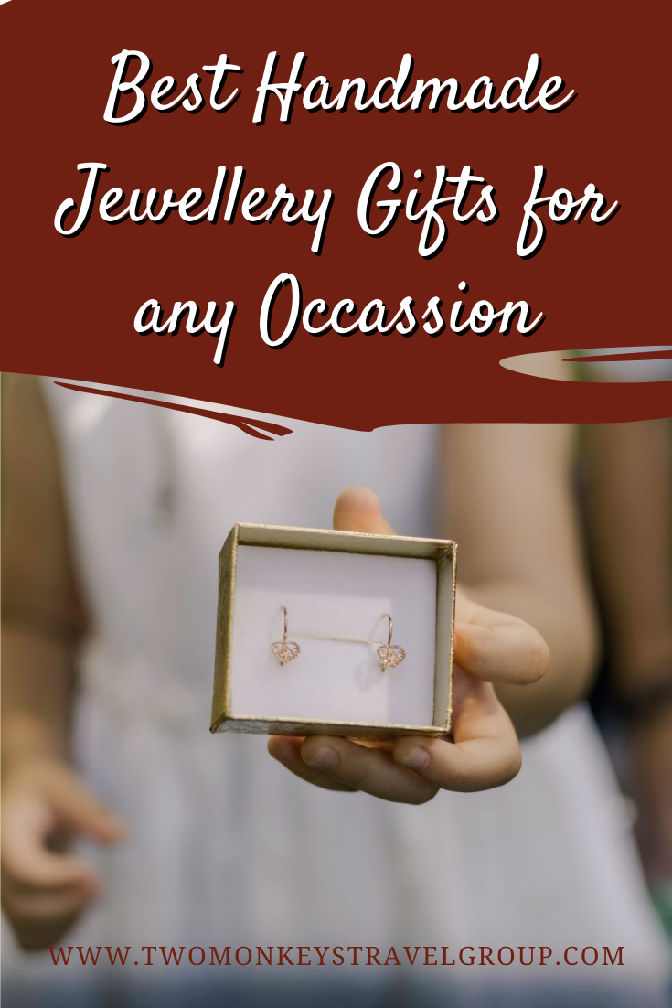 20 Best Handmade Jewellery Gifts for any Occassion
