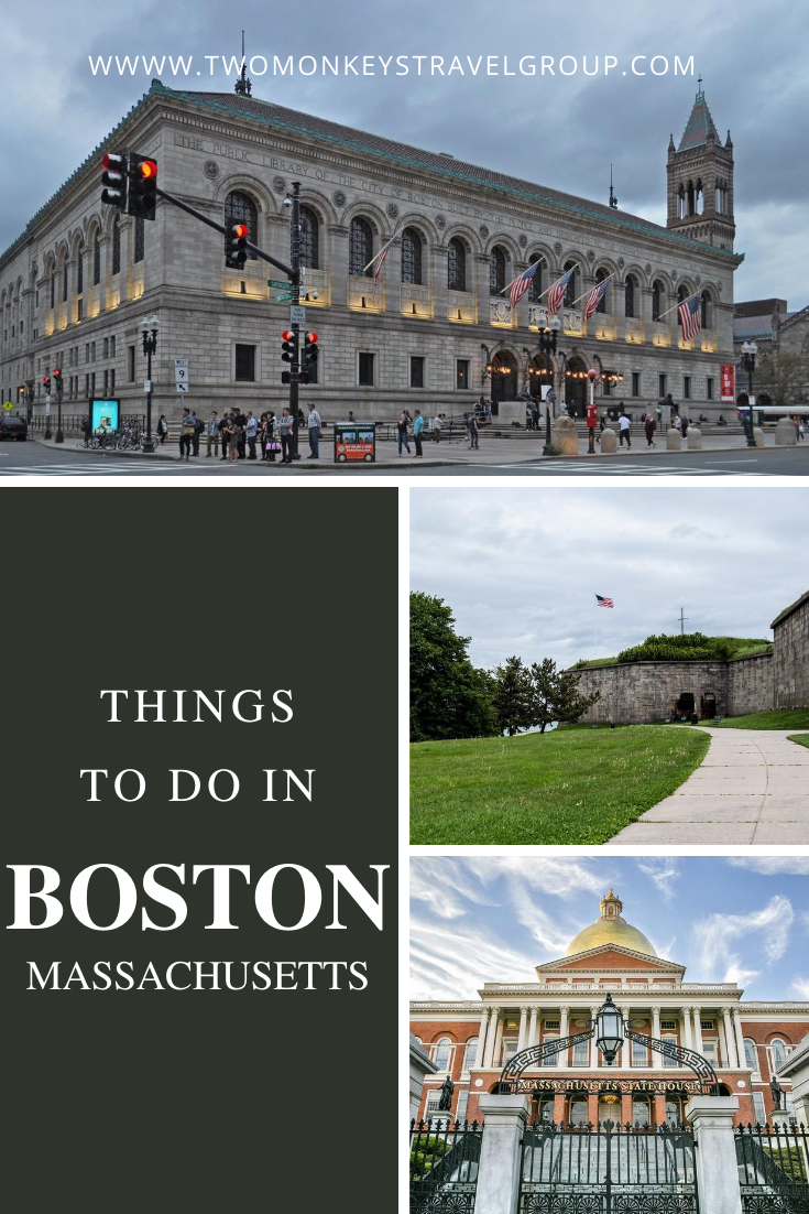 25 Things to do in Boston, Massachusetts [With Photos]