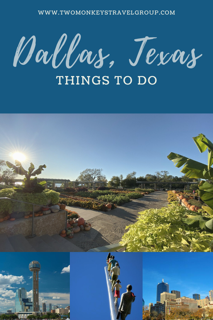 25 Things to do in Dallas, Texas [With Photos]